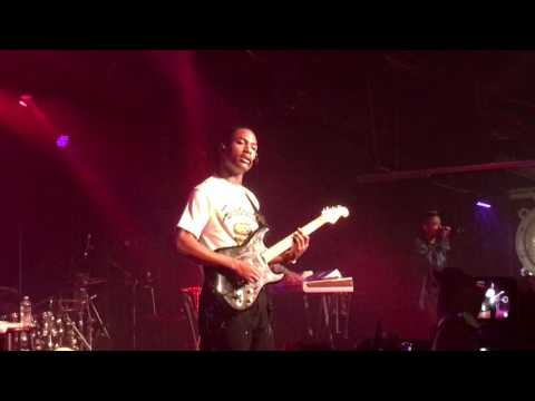 """Steve Lacy Performs """"Dark Red"""" Live @ Baltimore Soundstage"""