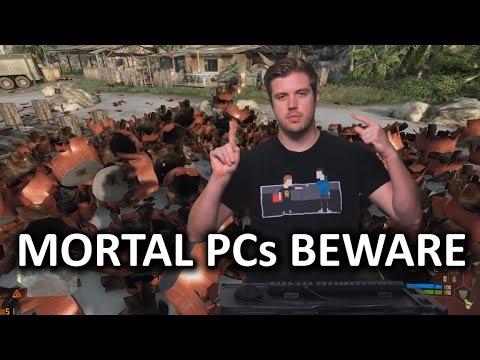 INSANE Benchmarks - Breaking PCs is fun