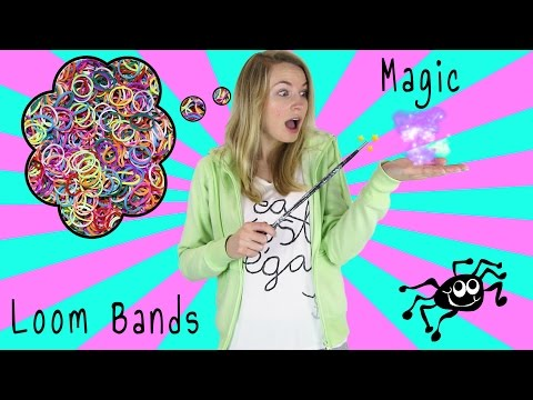 Thumbnail: How To Loom Bands Magic Tricks! DIY 6 Magic Tricks with Rubber Band & Unboxing YouTube Play Button