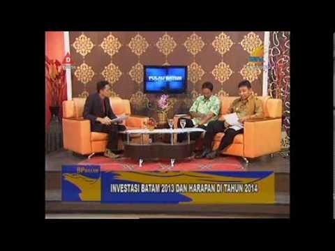 Talk show investasi Batam 2013 - BatamTV