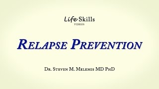 Relapse Prevention Video: Early warning signs and important coping skills