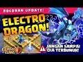 ⚡ HAL BURUK TERJADI JIKA NAGA BARU INI MATI!! - Electro Dragon Coc Indonesia