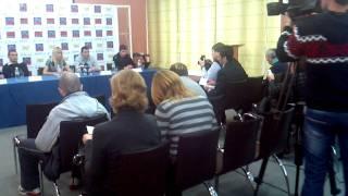 Перед боем Автандила Хурцидзе против Оззи Дюрана