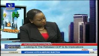 GDP Rebasing Aimed At Better Economic Planning - Statistician General Pt.2
