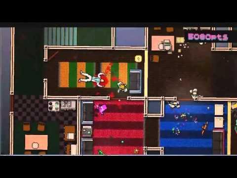Lonely Gamer - Hotline Miami 2-Pressing R is FUUUUUNNNNN