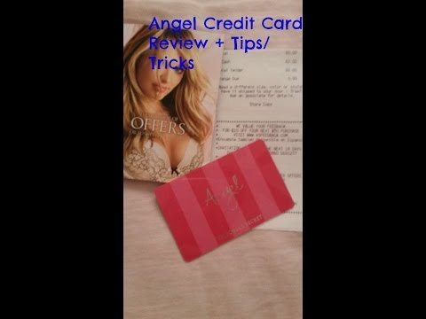Victoria's Secret Angel Credit Card Review + Semi Annual Sale Tips & Tricks!!