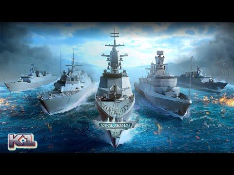 Naval Armada. Морской