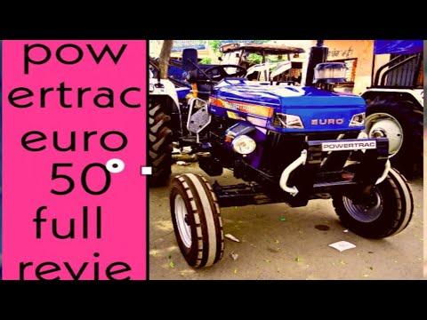 Powertrac  Euro  50 Full  Review