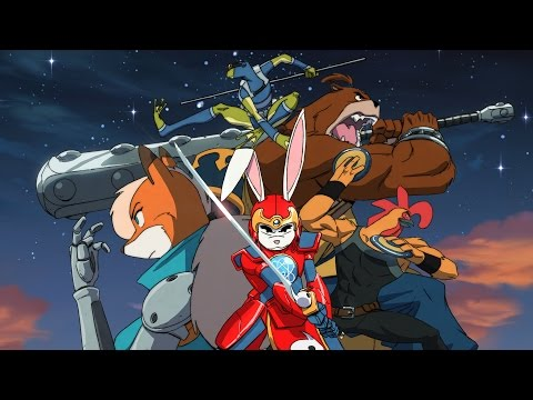 Super Turbo Atomic Ninja Rabbit
