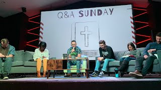 Q&A  Sunday