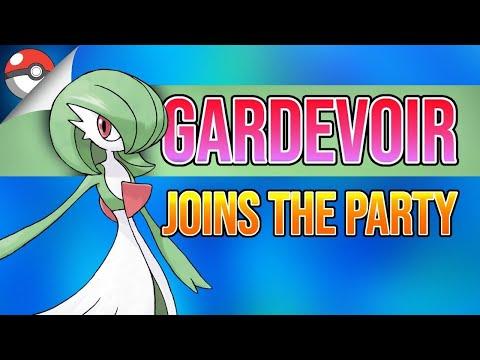 New Pokemon Gardevoir
