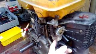 Robin/Subaru 7.5hp rebuilt
