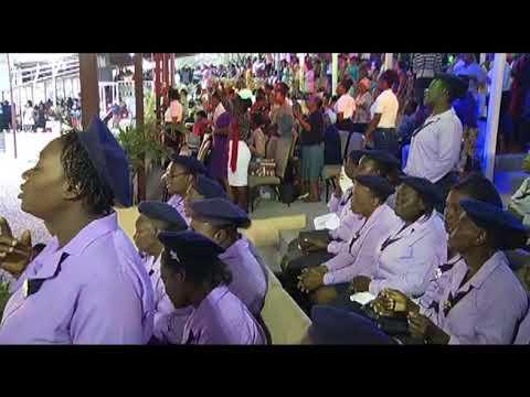 Eglise Shalom Haiti(Adoration live 34ème Soirée de la traversée du desert)