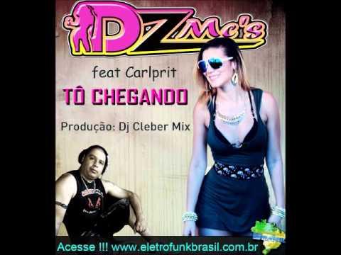 Dj Cleber Mix Feat Dz Mc´s & Carlprit - Tô Chegando (2013)
