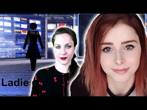"Female Gamer Loses Sponsor For Saying ""Men Are Trash"", Airport Ladies' Toilets Crisis?"