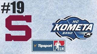 NHL 17 | HC Kometa Brno-HC Sparta Praha | PART 19 | XBOX ONE | CZ