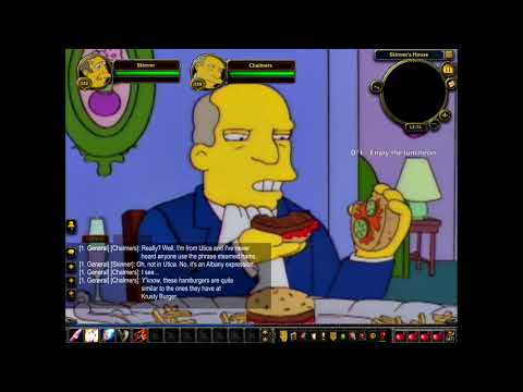 Steamed Hams but it's World of Warcraft
