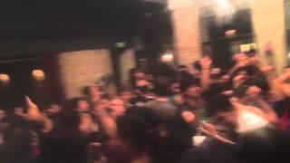 DJ Akkie performing live at Social Hauz Khas Village
