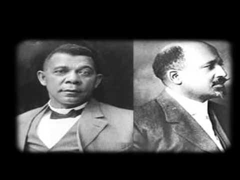 W.E.B. Du Bois and Booker T. Washington DBQ