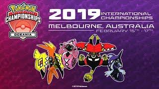 2019 Pokémon Oceania International Championships—Day 1