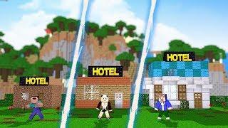 EPICSTUN NOOB HOTEL VS. KATHA PRO HOTEL!