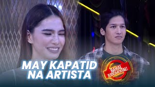 May Mga Kapatid na Celebrity | Bawal Judgmental | October 29, 2020