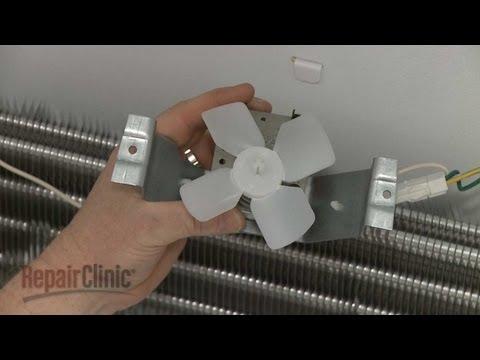 Fan Blade - Frigidaire Upright Freezer