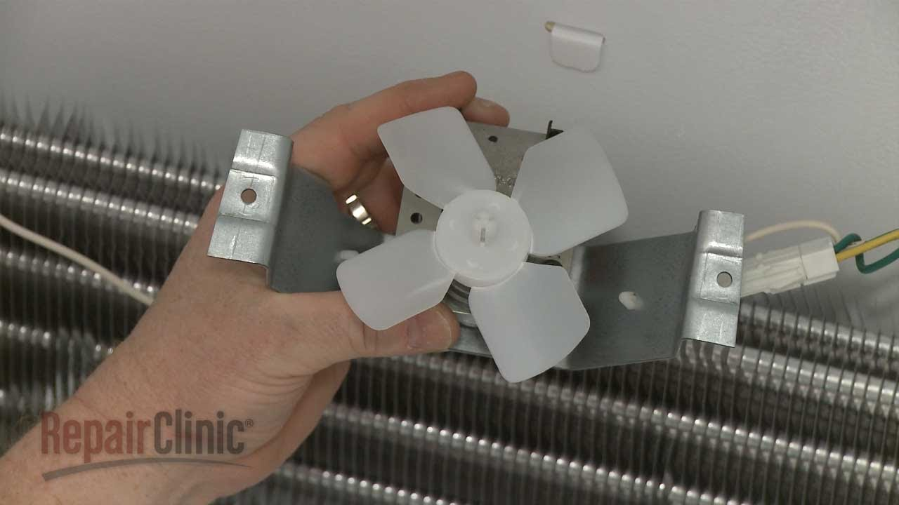 Frigidaire Upright Freezer Fan Blade Replacement