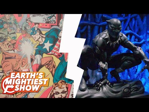 Marvel's Rarest Collection and more | Earth's Mightiest Show