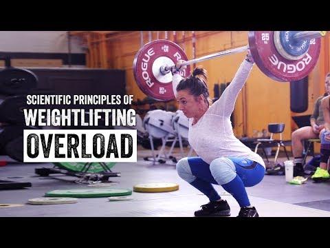 Scientific Principles of Weightlifting   Overload   JTSstrength.com