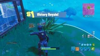 Pickaxed the last guy 13 kill game