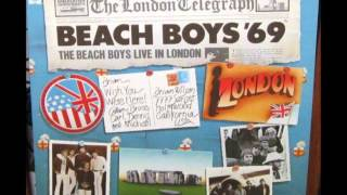 Beach Boys - Aren't You Glad (Live)
