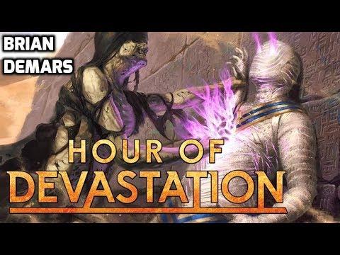 Channel DeMars - Hour of Devastation Draft