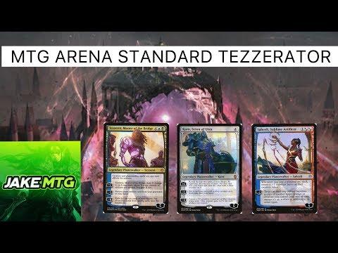 MTG Arena Standard Tezzerator