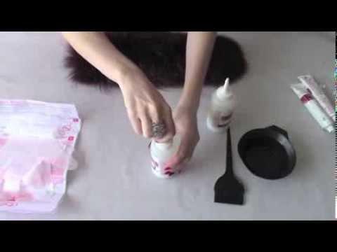 Как правильно выпрямить мех? Распушить и сделать ровным - YouTube