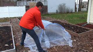 How to Extend Your Growing Season For Less Than $50!