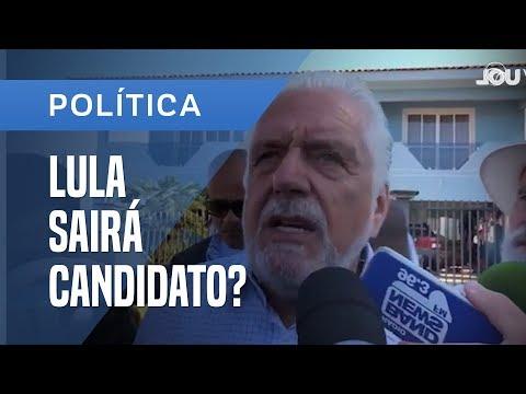 JAQUES WAGNER DEFENDE LULA CANDIDATO, MAS NÃO DESCARTA OUTROS NOMES