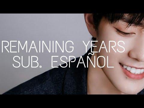 XIAO ZHAN 肖战 - REMAINING YEARS (余年)  [Joy Of Life OST]  Sub. ESPAÑOL