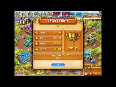 Farm Frenzy 3 American Pie (level 56) Only GOLD Веселая ферма 3 Американский пирог Уровень 56 Золото