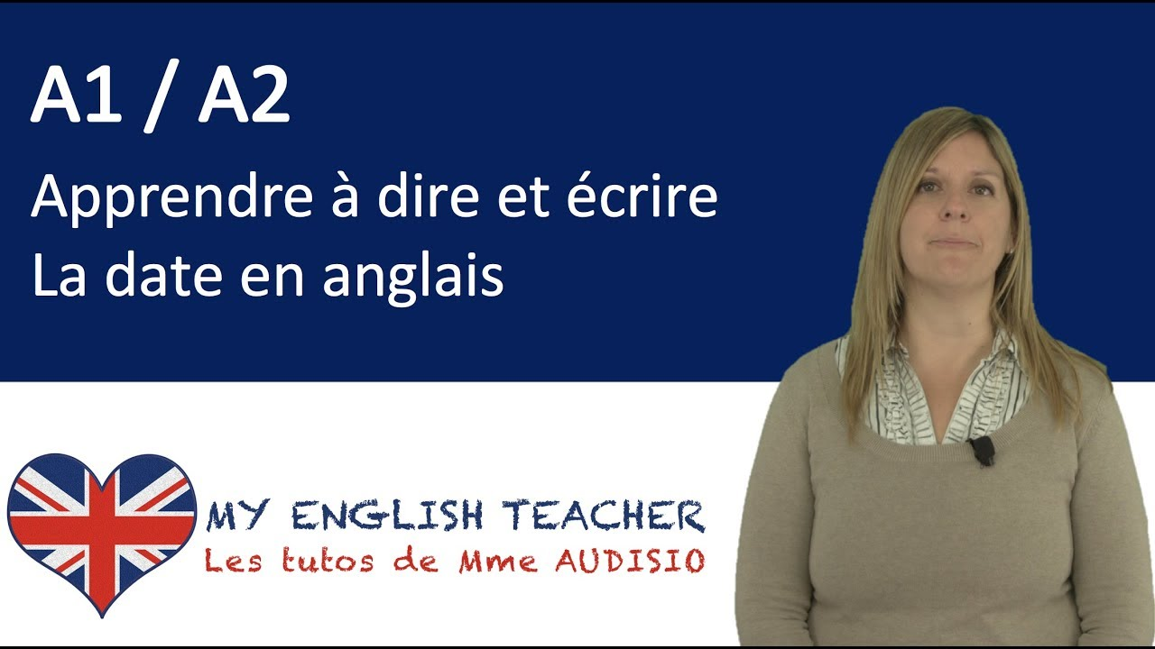 Tutos d'Anglais