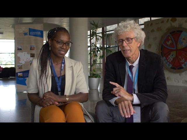 Nicolas Wit - Constance  KOUKOUI - Citées Unies France - l'Entretien