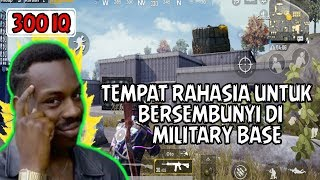 Tempat Rahasia PUBG Mobile Erangel Military Base