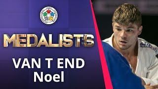VAN T END Noel Gold medal Judo World Championships Senior 2019