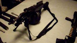 stabbyronnies gun porn, P89 Ruger, Norinco MAK 90, Glock 22, and Mossberg 500a persuader 12 ga.