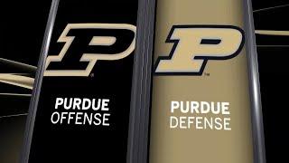 Purdue Spring Football Highlights