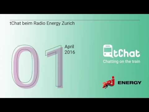 tChat beim Radio Energy Zurich