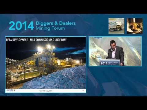 Aurelia Metals 2014 Diggers And Dealers Presentation