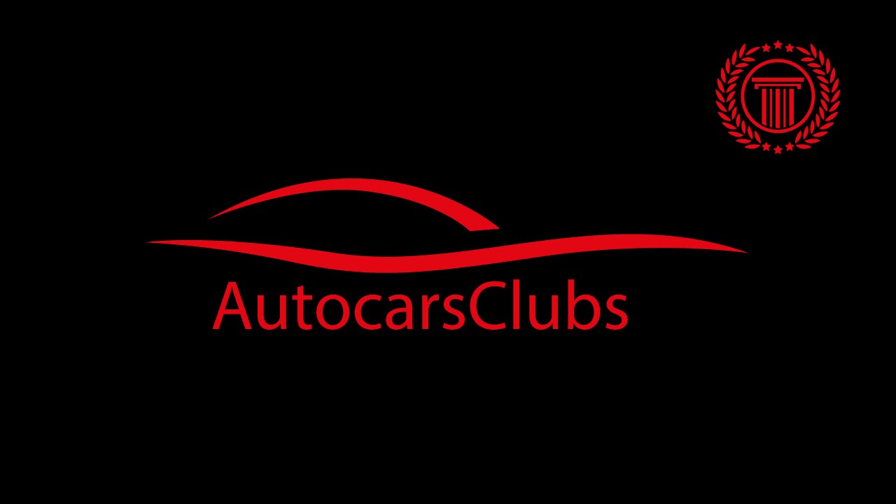 auto cars club logo
