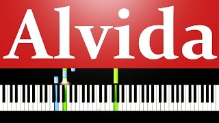 Meri Subah Ho Tumhi | Piano Lesson With Chords and Notation | How to Play Alvida Dilwale