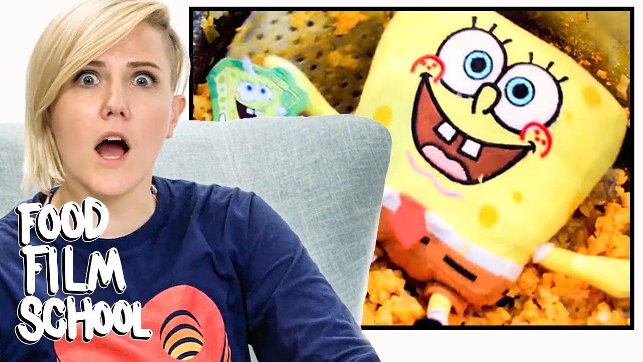 Hannah Hart Reviews the Internet's Most Popular Food Videos | Food Film School | Bon Appétit